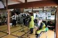 室生三本松の安産寺で、合唱組曲「子安地蔵さんからのメッセージ」を奉納!